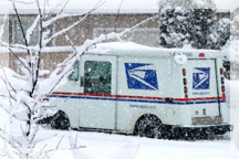 Mail Truck 3