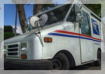 Mail Truck 4