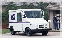 Mail Truck 5